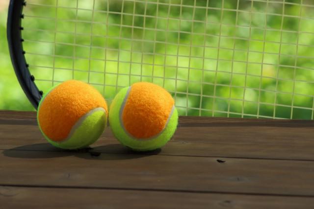 テニスの画像